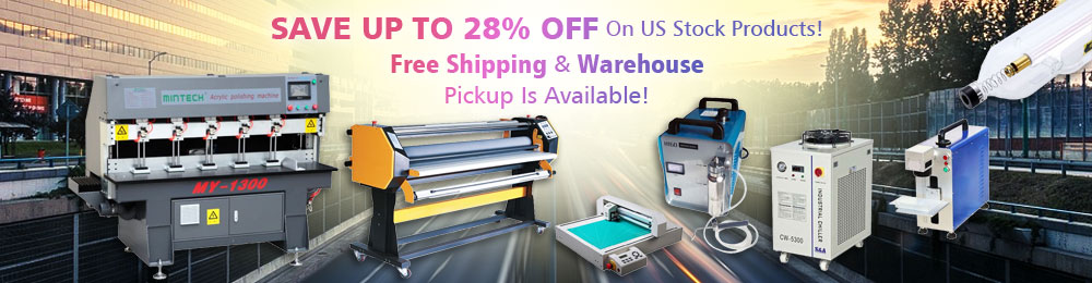 Save up to 28% off on US stock engraving products!