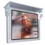 15 inch LCD Advertising Player met Front Folding Fixing Structuur
