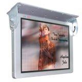 19 pollici LCD pubblicità al giocatore con struttura anteriore pieghevole di fissaggio