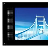 26 inch LCD Advertising Player met acryl Faceplate