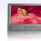 7 pollici LCD pubblicità al giocatore con sensore a infrarossi