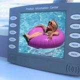 8 calowy LCD Reklama gracza