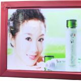 "A4 (11.7"" x 8.3"") Colorful LED Aluminum Advertising Slim Light Box (With Printing)"