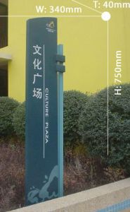 Founctional signboard 007