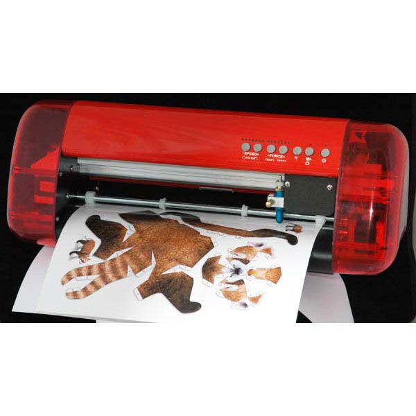 A4 Mini Cutok Vinyl Cutter And Plotter With Contour Cut