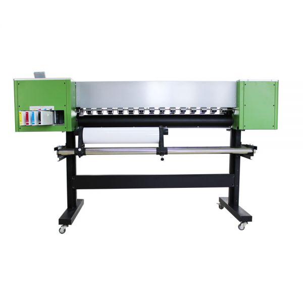 50 Quot Eco Solvent Printer Amp Cutter Digital Wide Format Inkjet