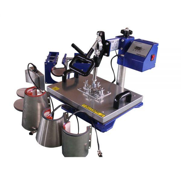 8 in 1 heat press machine manual