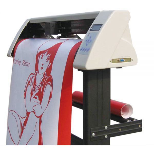 48 Quot Redsail Vinyl Sign Cutter With Contour Cut Function