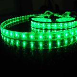 Green Color Flexible LED Light Strip(120 SMD 3528 leds per meter waterproof IP66) 5m/roll