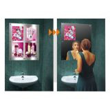 A1 Size Multi-foto Acryl Magic Mirror Light Box