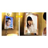 A4 Size LED-verlichting Acryl Magic Mirror Light Box