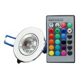 2.4G Colorful RGB Ceiling Lamp