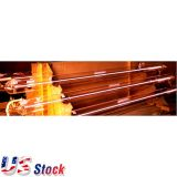 US Stock, 150W CO2 Sealed Glass Laser Tube (1650mm Length, 80mm Diameter)