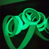 "2 ""x 30ft 10 Stunden im Dunkeln leuchten Klebeband Self Adhesive Luminous Sicherheit Film-Aufkleber Roll, bedruckbaren Medien"