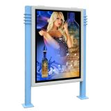 "Doppi lati scorrimento Light Box 47.2 ""× 63.0"" (1200 × 1600mm)"
