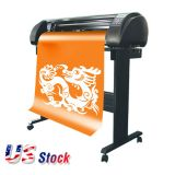 "US Stock-24"" SIGNKEY Vinyl Sign Cutter with Automatic Contour Cut Function, Bluetooth Output"