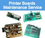 Printer Boards Maintenance Service