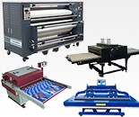 Large Format Heat Press Machine
