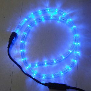(45M)2 Wire LED Standard Rope Light