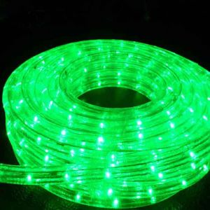(48M)LED 2 Wire Chasing Rope Light