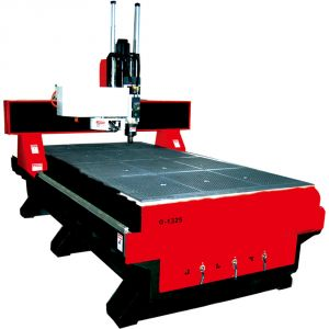 "51"" x 98"" (1300mm x 2500mm) High Quality Large Format CNC Router"
