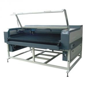 "63"" x 39"" (1600mm x 1000mm) Single Head Automobile Interior Decoration Laser Cutter Machine"
