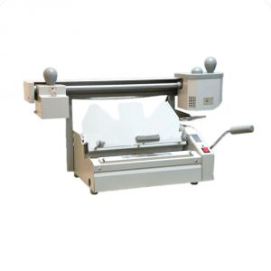 460*325mm Perfect Binding Machine(Dust-free Spine Roughening Unit & Heating Panel)