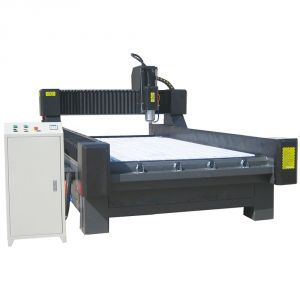 "51"" x 98"" (1300mm x 2500mm) Heavy-Duty Stone/Glass CNC Router"