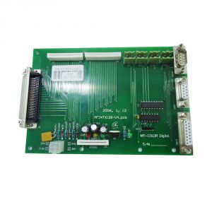 WIT-COLOR 3312/3308 Terminal Board