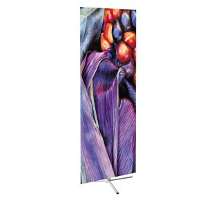 Triple Base Adjustable Poster Display Stand (Frame only)