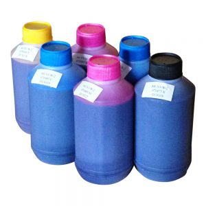 Dye Sublimation Ink for Textile Printing by Epson Printers (500ml/Bottle)