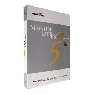 Maintop RIP Software V5.5X for EPSON Stylus Pro 9908 (hardcover)
