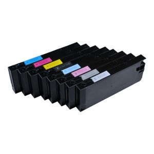 Epson Stylus Pro 7800/9800 UV Refill Ink Cartridge 8pcs/set 300ml/pc
