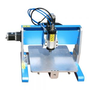 300 x200mm Desktop CNC Engraving Router Drilling Milling Machine With DSP Handle