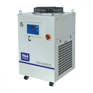 Ving 3.6HP, AC 1P 220V 60HZ CW-6300BN Industrial Water Chiller (Cooling a Single 300W YAG laser, 300W CO2 RF Laser Tube, 300W Laser Diode)