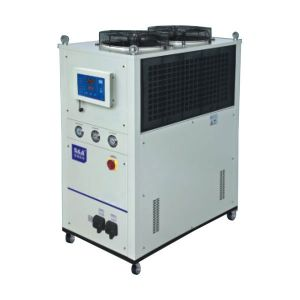 Ving 6.05HP, AC 3P 380V, 50HZ CW-7500EN Industrial Remmote Control Water Chiller for Single 3000W Fiber Laser or 400W-500W YAG laser Cooling