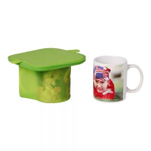 3D Sublimation Silicone Mold Mug Clamp for 11OZ Mugs Heat Transfer Print