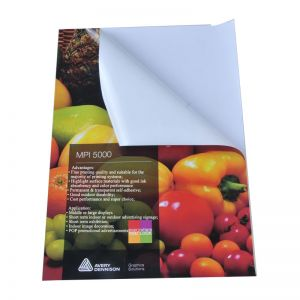 "Avery 42"" (1.07m) Glossy White Glue Self-adhesive Vinyl Film/Vehicle Wrap"