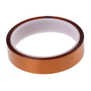 18mm X 100FT 3D Sublimation Kapton Tape, Heat Resistance Proof Tape for Heat Transfer Print