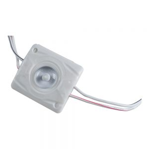 SMD 2835 High Power IP67 Waterproof LED Module (1 LED, White Light, 1.4W, L35.5 x W40mm)