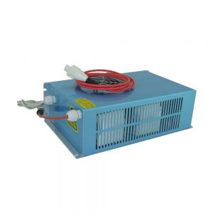Reci W4 / S4 100 - 130W CO2 Laser Tube Power Supply / Power Source, 110V, OEM
