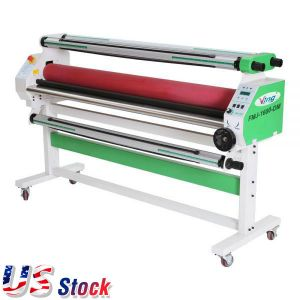 "US Stock-Ving 60"" Economical Full - auto Low Temp Wide Format Cold Laminator"