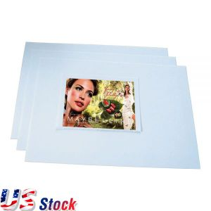 US Stock-100 Sheets A4 Dye Sublimation Heat Transfer Paper for Mugs Plates Tiles Printing