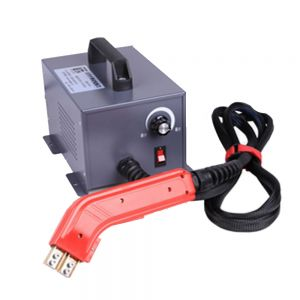 400W Separate Type Heavy Duty Electric Hand Held Hot Knife Cutter Tool Configured Kinds of Straight Blades