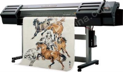 Printing with Silk Fabric
