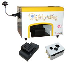 Multifunctional Nail Art and Flower Printer(With Camera)