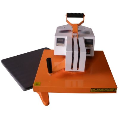 "15"" x 15"" Swing-Away Manual Heat Press Machine with High Pressure Style"