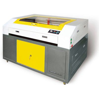 "47"" x 35"" (1200mm x 900mm) Electric Up - down Lifting Laser Engraver and Cutter Machine, 80W"