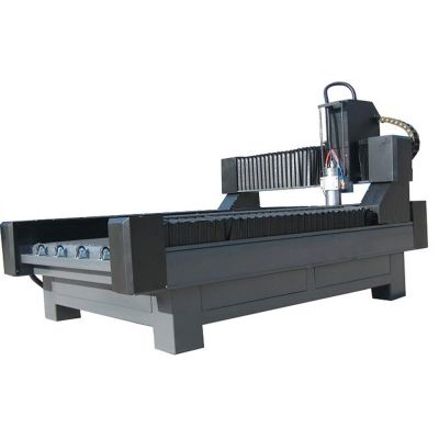 "51"" x 71"" (1300mm x 1800mm) Heavy-Duty Stone/Glass Carving CNC Router"