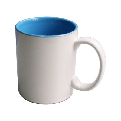 11OZ Inside Colored Ceramic Sublimation Mug